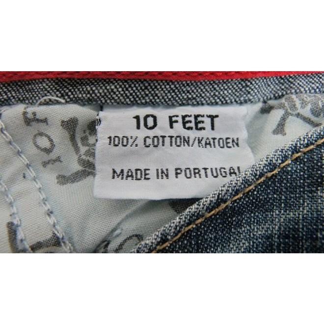 tweedehands 10 Feet Shorts