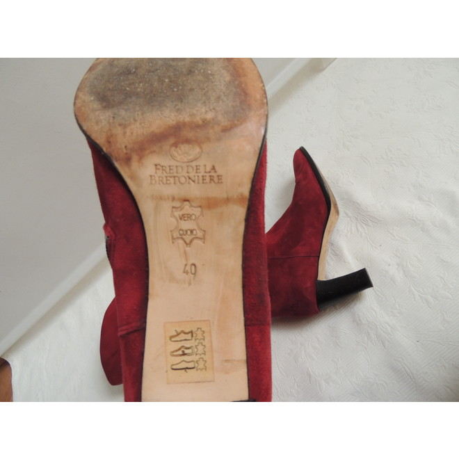 tweedehands Fred de la Bretoniere Boots