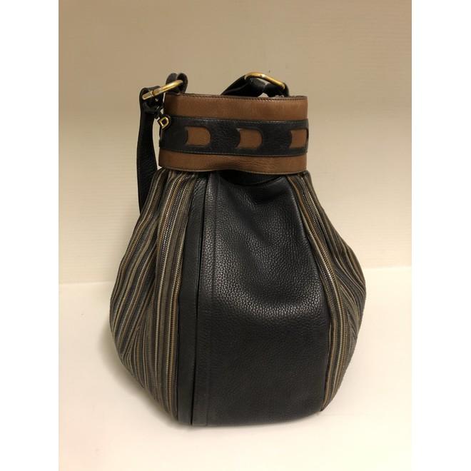 tweedehands Delvaux Shoulder bag