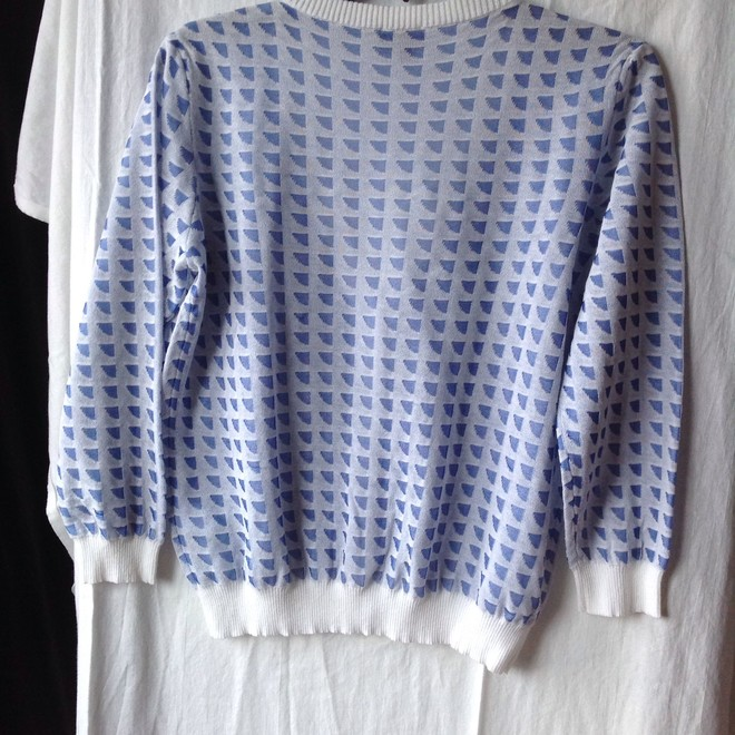 tweedehands Armani Sweater