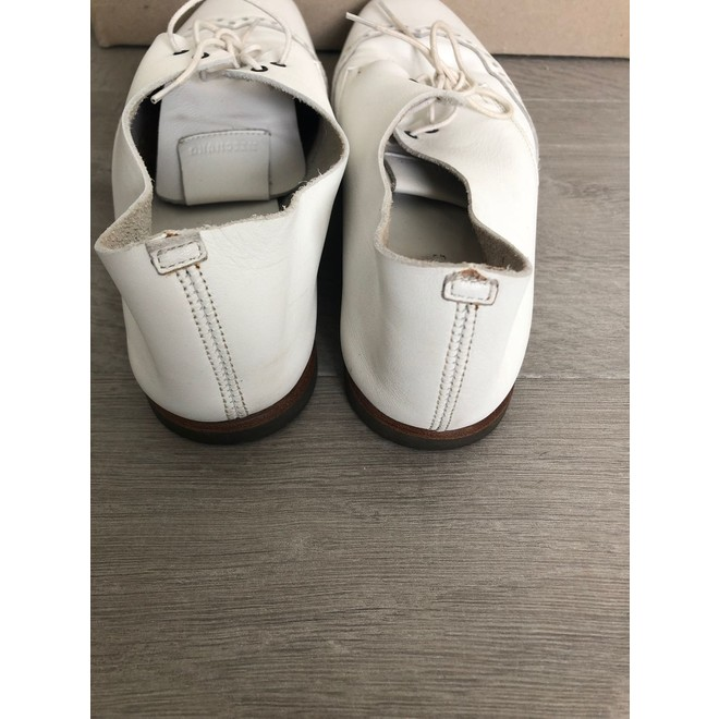 tweedehands Heschung Lace up shoes