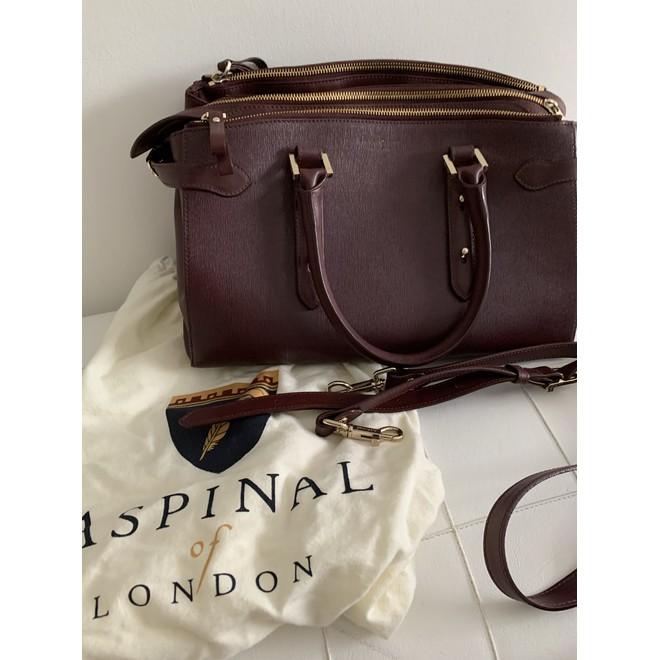 tweedehands Aspinal of London Handtas