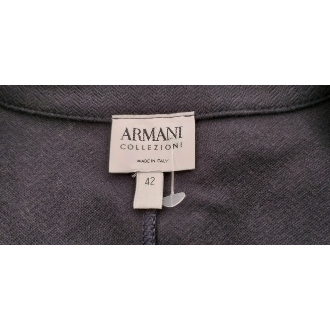 tweedehands Armani Blazer