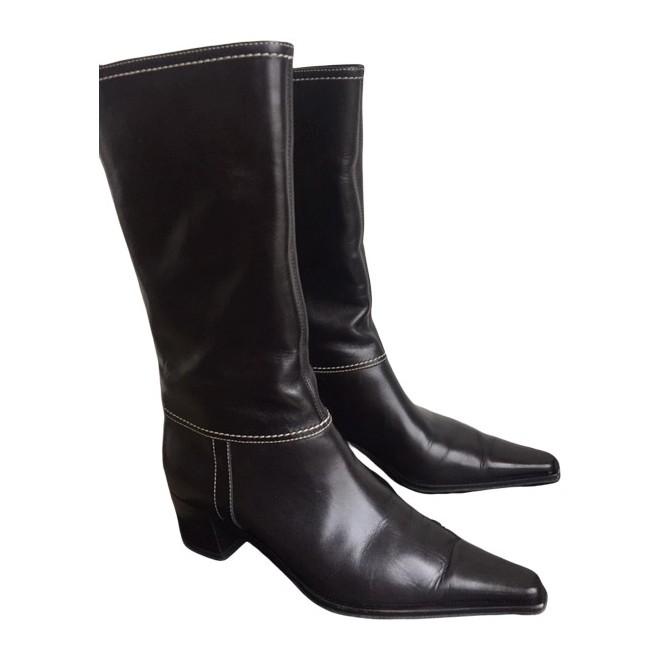 tweedehands Sergio Rossi Ankle boots