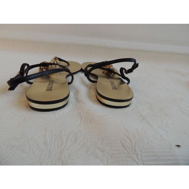 tweedehands Balmain Sandalen