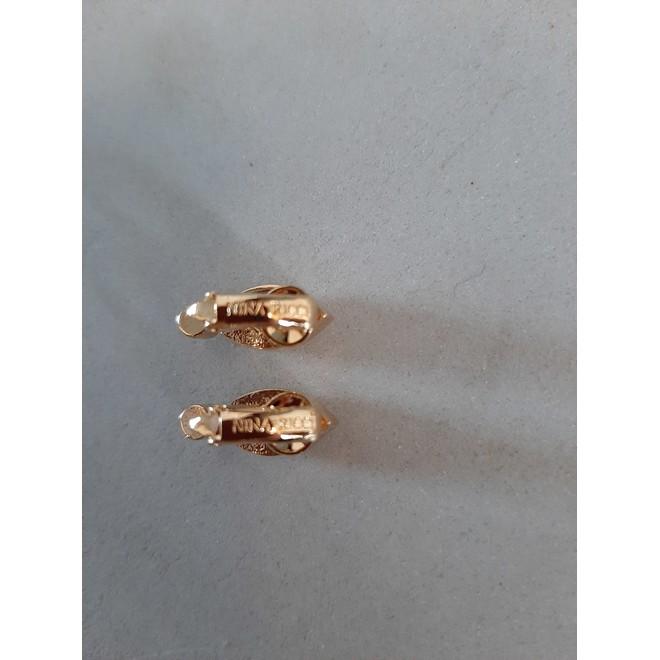 tweedehands Nina Ricci Earrings