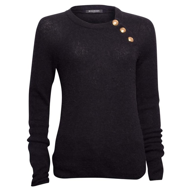 tweedehands Balmain Sweater