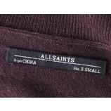 tweedehands All Saints Vest