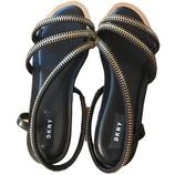 tweedehands DKNY Platte schoenen