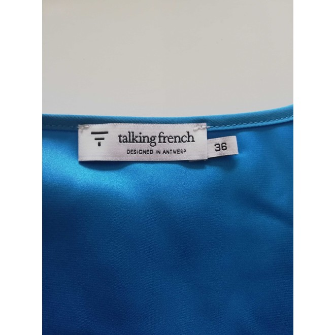 tweedehands Talking French T-shirt