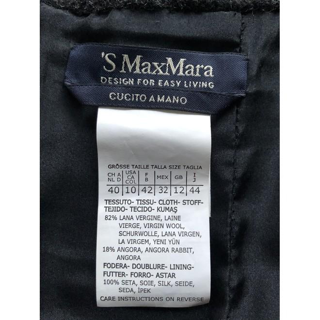 tweedehands Max Mara Midi Rok