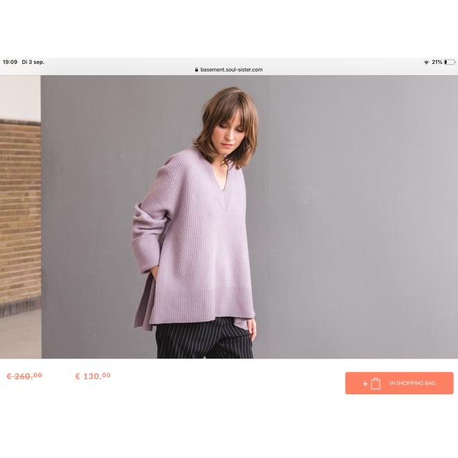 tweedehands Hope Sweater