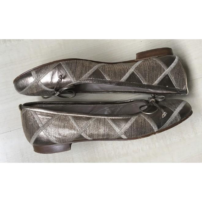 tweedehands Brunella Platte schoenen