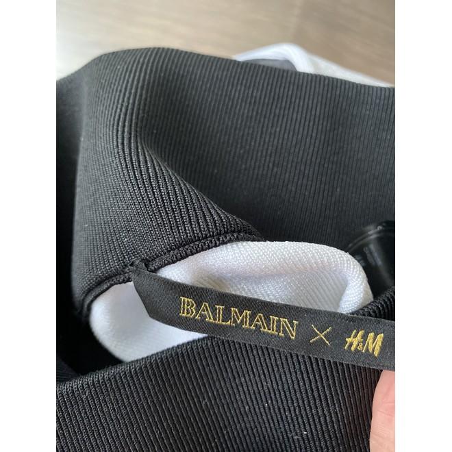 tweedehands H&M x Balmain Pak