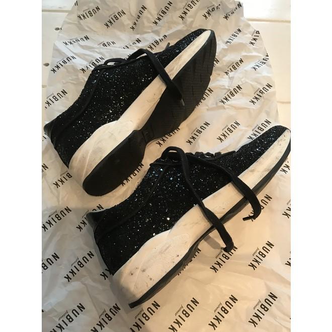 tweedehands Nubikk Lace up shoes