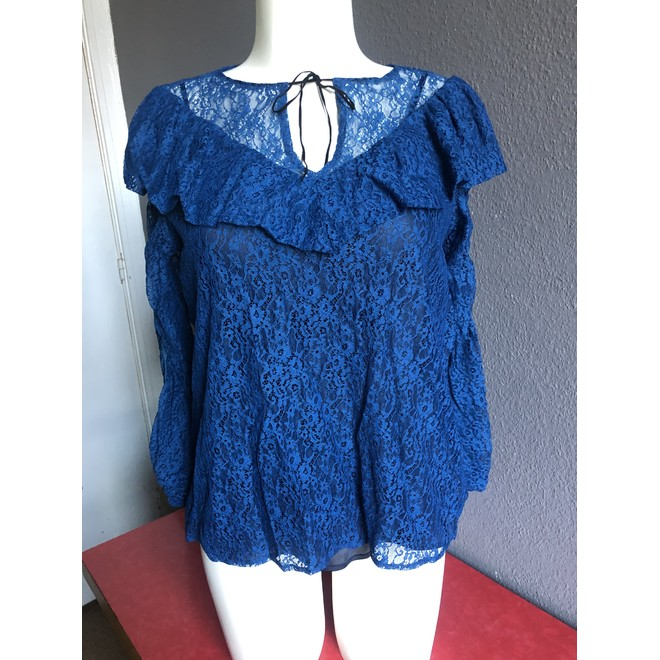 tweedehands Maje Blouse
