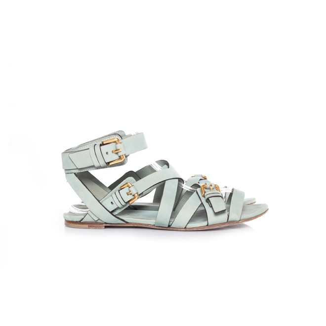 tweedehands Burberry Sandalen