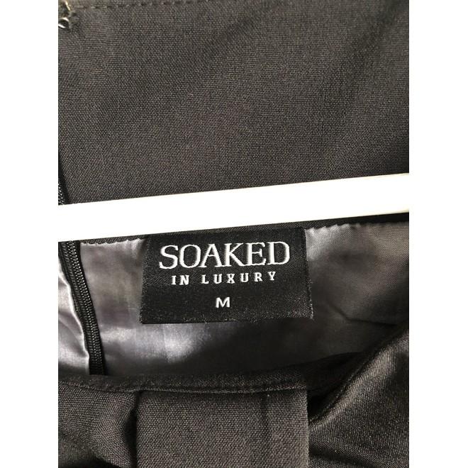 tweedehands Soaked in luxury Jurk