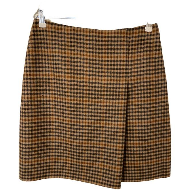 tweedehands Max Mara Mini rok
