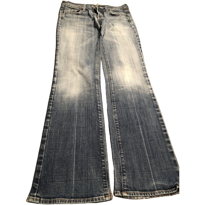 tweedehands 7 For All Mankind Pants
