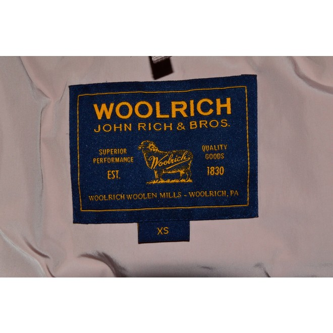 tweedehands Woolrich Jas