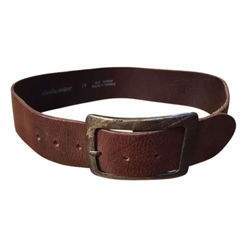 Tweedehands Claudia Strater Belt