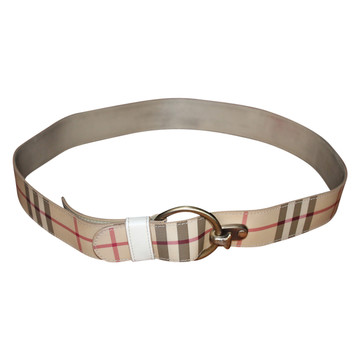 Tweedehands Burberry Riem