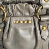 tweedehands Miu Miu Shoulderbag
