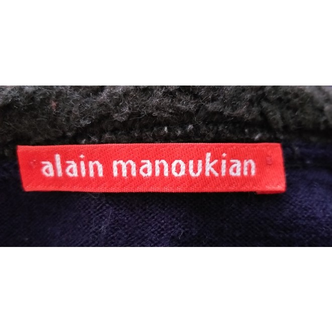 tweedehands Alain Manoukian Vest