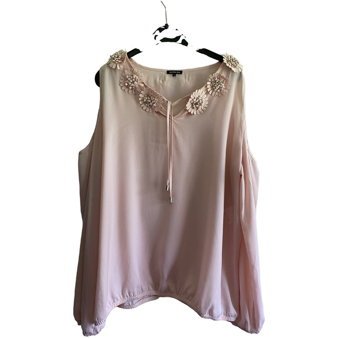 tweedehands Caroline Biss Blouse