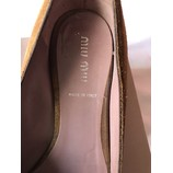 tweedehands Miu Miu Flat shoes