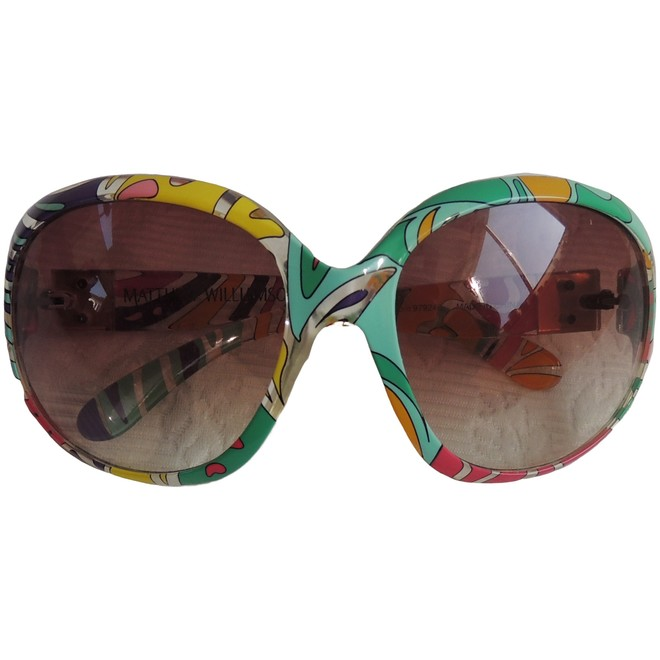 tweedehands H&M X Matthew Williamson Sunglasses