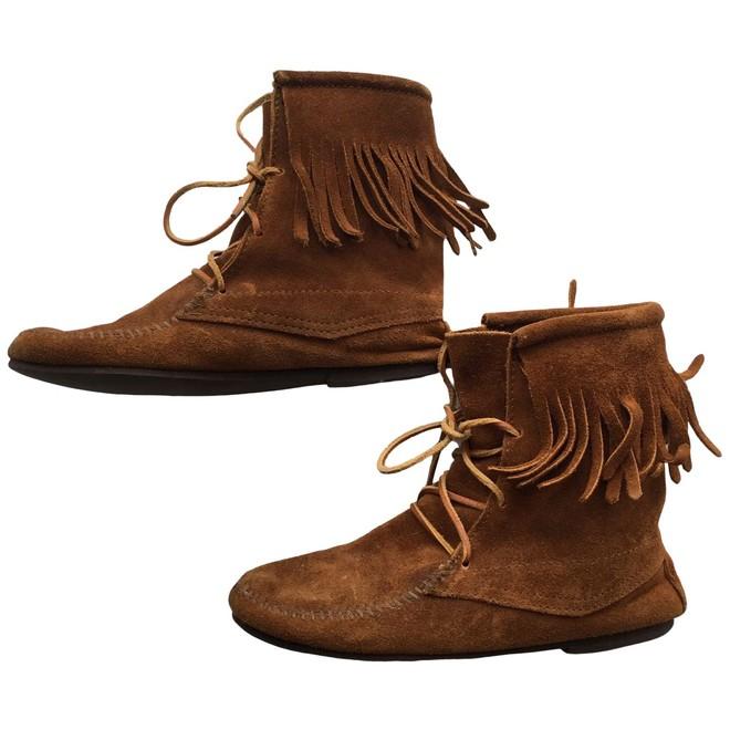 Minnetonka Ankle boots | The Next Closet