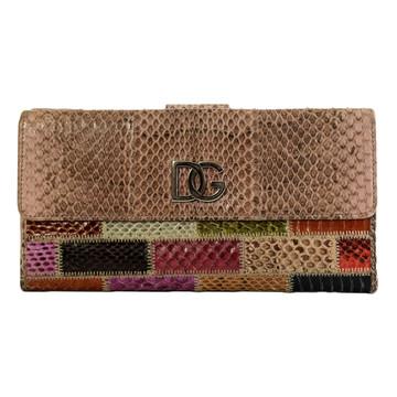 Tweedehands Dolce & Gabbana Portemonnee