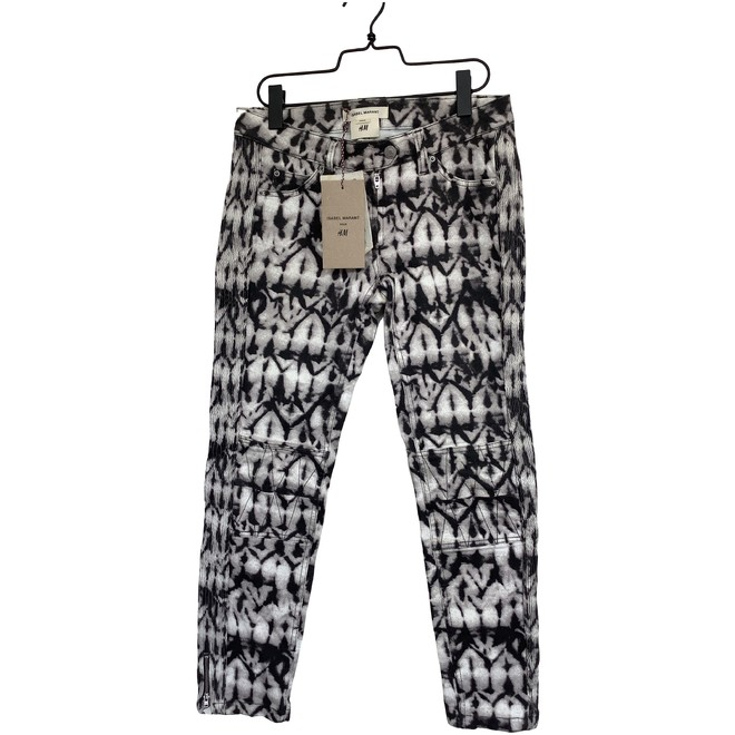 H&M x Isabel Marant Jeans | The Next Closet