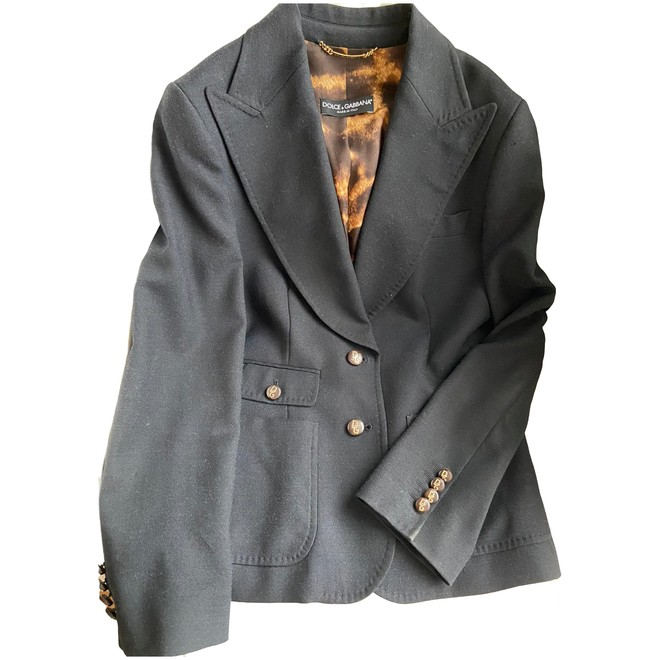 Dolce & Gabbana Blazer | The Next Closet