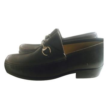 Tweedehands Gucci Platte schoenen
