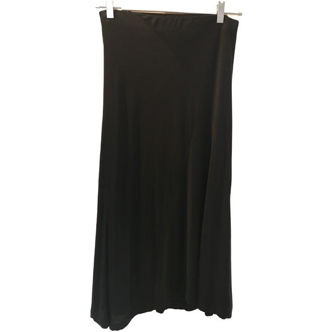 filippa k bias jersey skirt