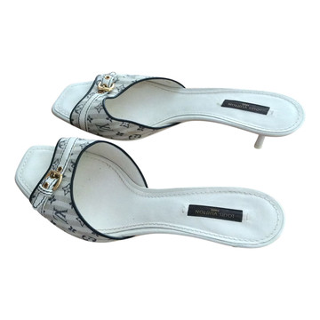 Tweedehands Louis Vuitton Sandalen