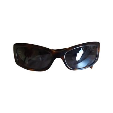 Tweedehands Donna Karan Sonnenbrille