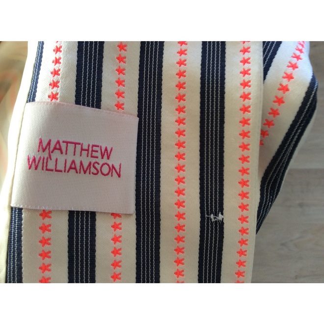 tweedehands Matthew Williamson Blazer