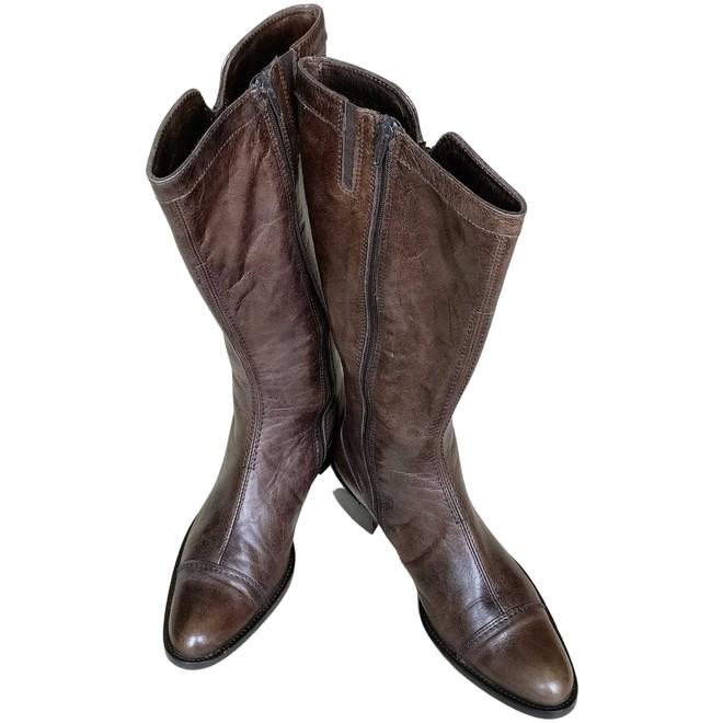 Lavorazione Artigiana bruine laarzen maat 37