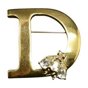 Tweedehands Christian Dior Broche