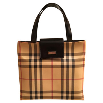 Tweedehands Burberry Handtas