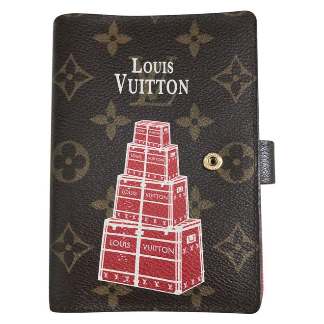 tweedehands Louis Vuitton Agenda