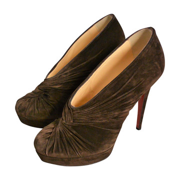 Tweedehands Christian Louboutin Ankle boots