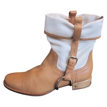 Tweedehands Celine Ankle boots