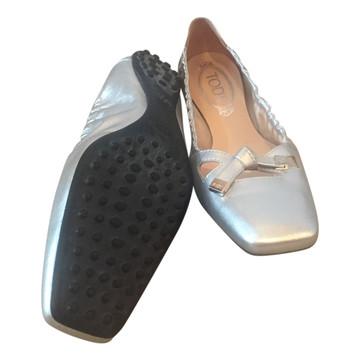 Tweedehands Tod's Platte schoenen