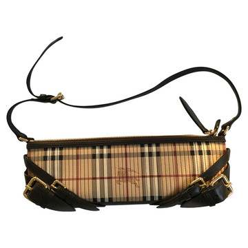 Tweedehands Burberry Clutch