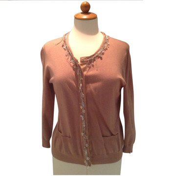 Tweedehands Elisabetta Franchi Trui of vest